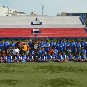 BFC Soccer Schools, Bangalore, Students