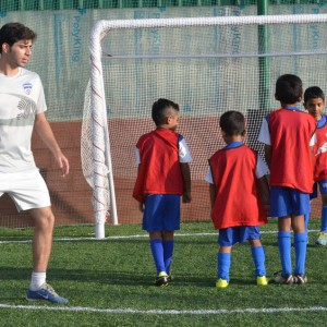 BFC Soccer Schools, Bangalore, Trained Coaches