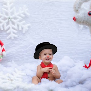 MommyShots Christmas Theme Set Design