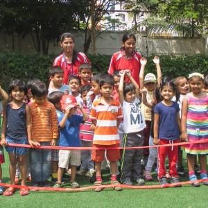 SportyBeans Kids Race