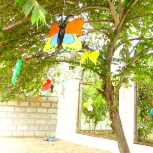 Sun Bird Early Learning Centre Party Decoration