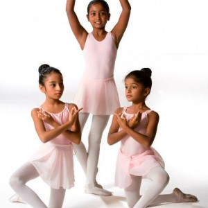 The Lewis Foundation Ballerinas