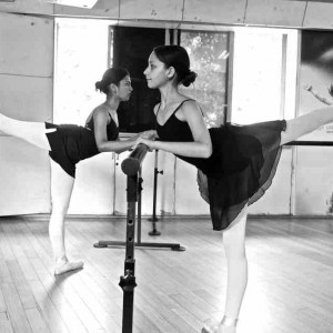 The Lewis Foundation Ballerinas Balancing