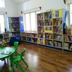 Discover Kids Reading Room