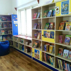Discover Kids Reading Space