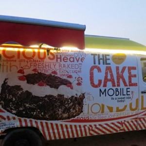 Just Bakes Dessert Mobile Truck