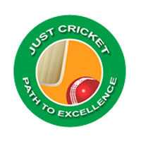 Just Cricket Academy Logo
