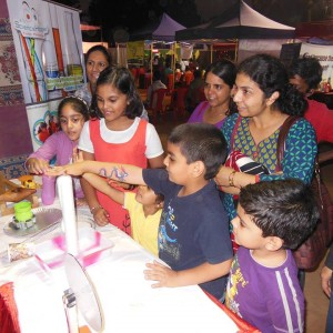 ScienceHopper Kids Exhibition