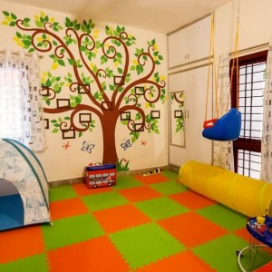 Wacky House Play Area Toddler Play Space