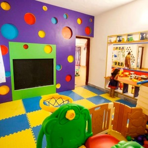 Wacky House Play Space
