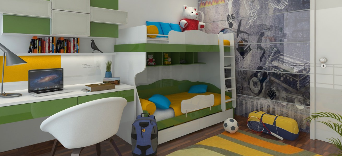 Décor ideas for kids' rooms Cover Image