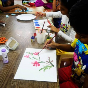 ArtShaala Water Painting Class