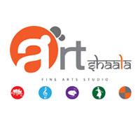 Artshaala Fine Art Studio Logo