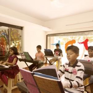 Artshaala Kids Keyboard Class