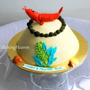 Ashels Baking Heaven Carrot Cake