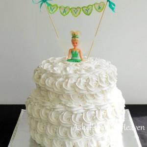 Ashels Baking Heaven Doll Cake