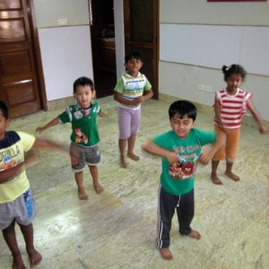 Dcruze Richard Kids Dance Class