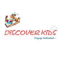 Discover Kids Logo