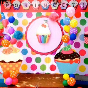 Happyness Cupcake Theme