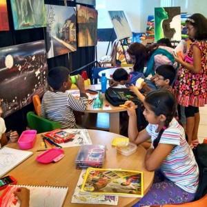 Konsult Art & Design Academy Art Class