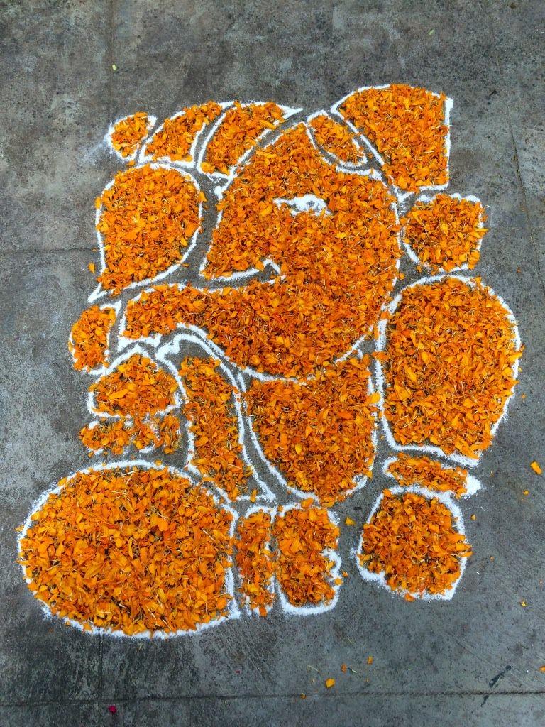 5 Easy Rangoli Designs For Ganesh Chaturthi