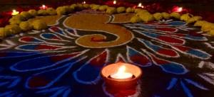 rangoli designs, Ganesh chaturthi, festivals