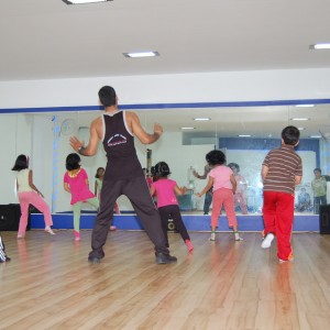 Sanjay Dance Planet Kids Dance Class