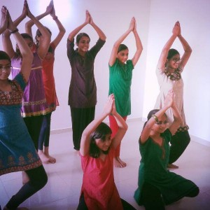 Nandini's The 9th Count Dance Academy South Indian Fold Dance
