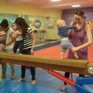 The Little Gym Physical Fitness for Toddlers
