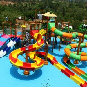 Wonderla, Amusement park, Jungle Lagoon
