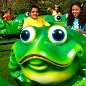 Wonderla, Amusement park, Jumping Frog