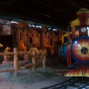 Wonderla, Amusement park, Mini Express