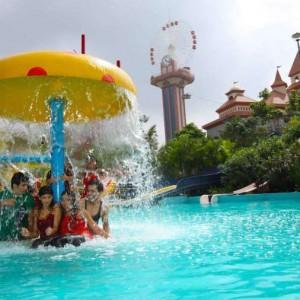 Wonderla, Amusement park, Play Pool