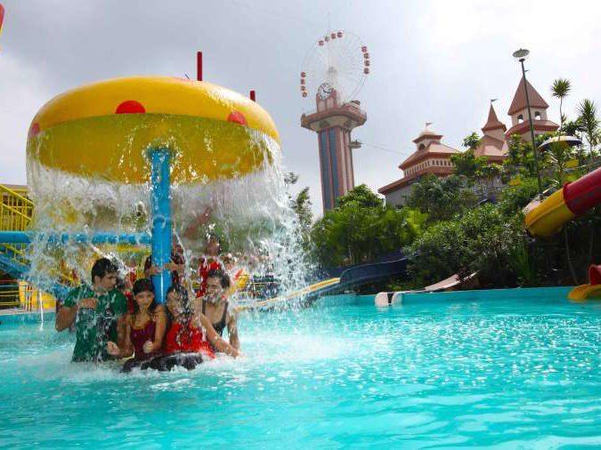 Wonderla Amusement Park Mysore Road Bangalore India