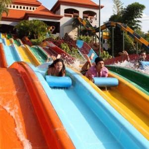 Wonderla, Amusement Park, Water slide, Fun Razers