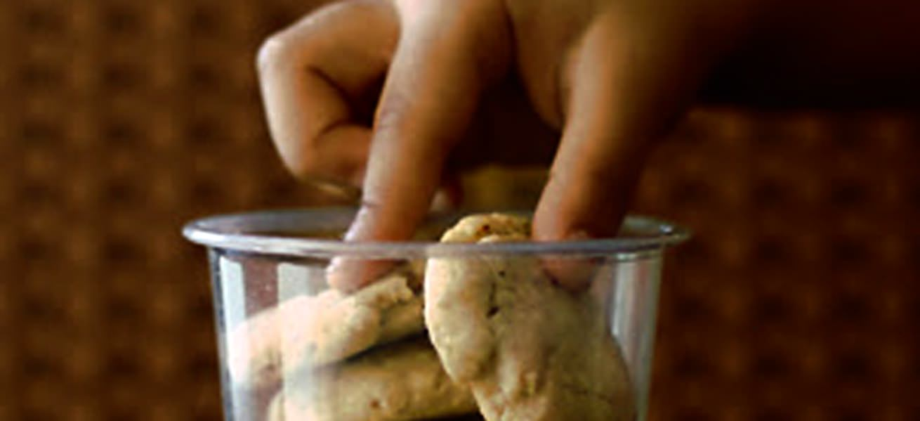 Healthy Almond Cookies: Lip-smacking snack Cover Image