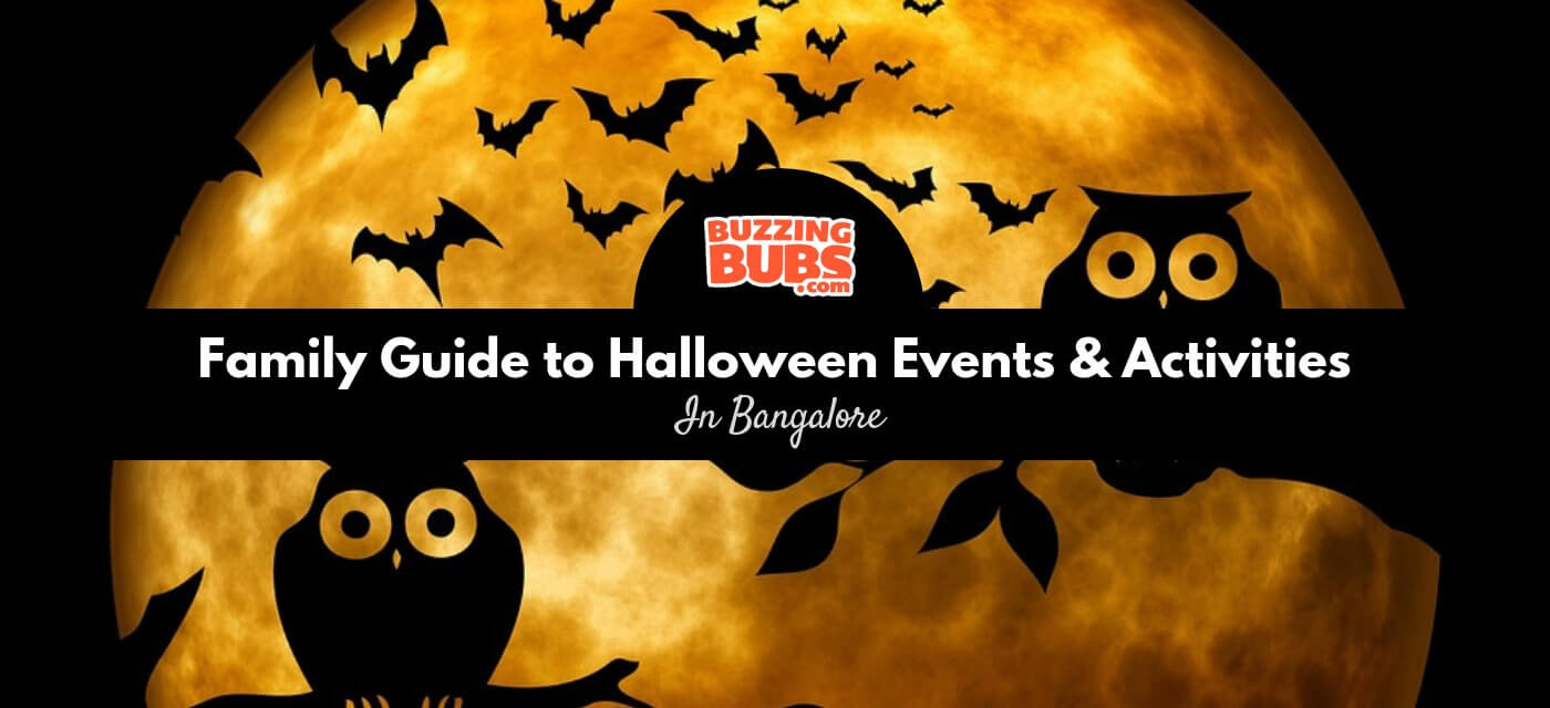 Trick or treat your way to the best Halloween Events in Bangalore Cover Image