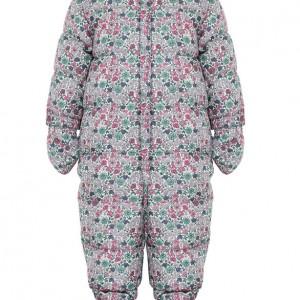 Baby Gap - Floral Snowsuit