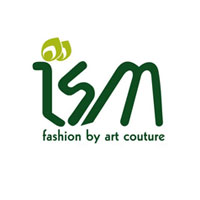 ISM, fashion by art couture Logo