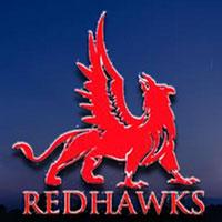 Red Hawks Sports Academy Logo