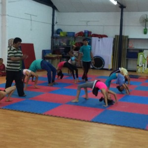 RnR Fit Children Gymnastic Class