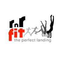 RnR Fit Logo
