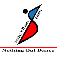 Sanjay Dance Planet Logo