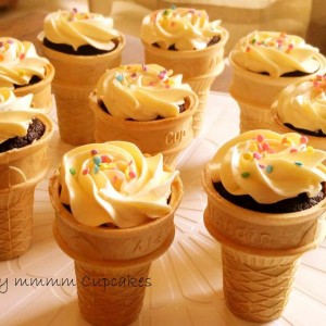 Simplymmmm Cupcakes Icecream Cupcake