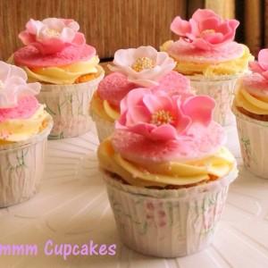Simplymmmm Cupcakes Vanilla Cupcake