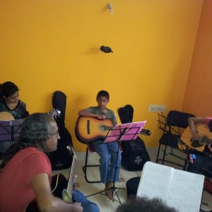 World Music Conservatory Guitar Lessons