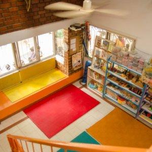 Classroom at Gaia Preschool & Daycare