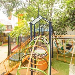 Gaia Preschool & Daycare Play area