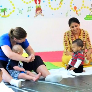 Baby Sensory Physical Activity with Babies