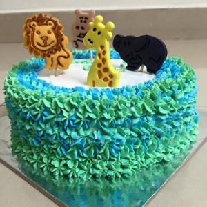Baking Addiction Animal Cake